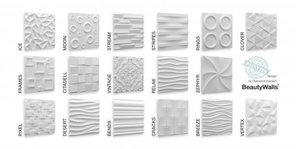 3D Wall Panels | BEAUTYWALLS