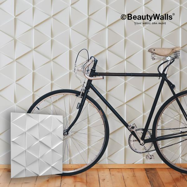 3D Wall Panels - CLOVER
