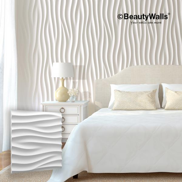 3D Wall Panels - DESERT