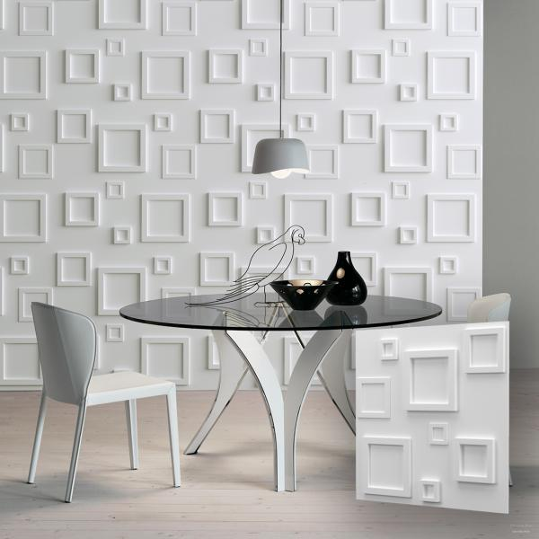 3D Wall Panels - FRAMES