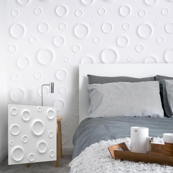 3D Wall Panels - MOON