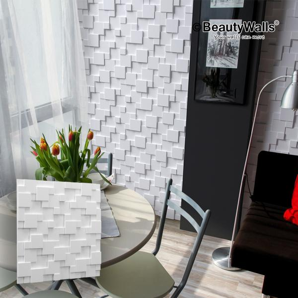 3D Wall Panels - PIXEL