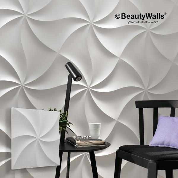 3D Wall Panels -ZEPHYR