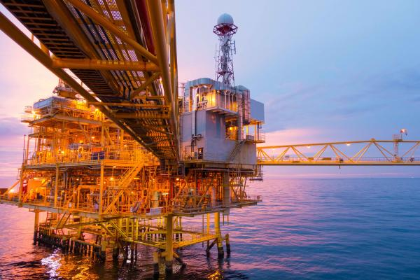 Offshore Oil Gas