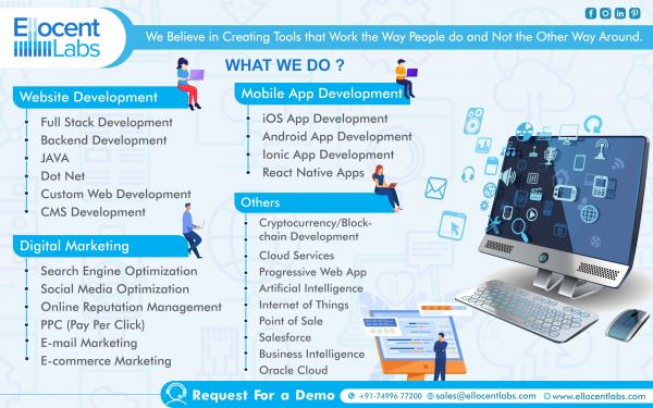 Ellocent Labs Services